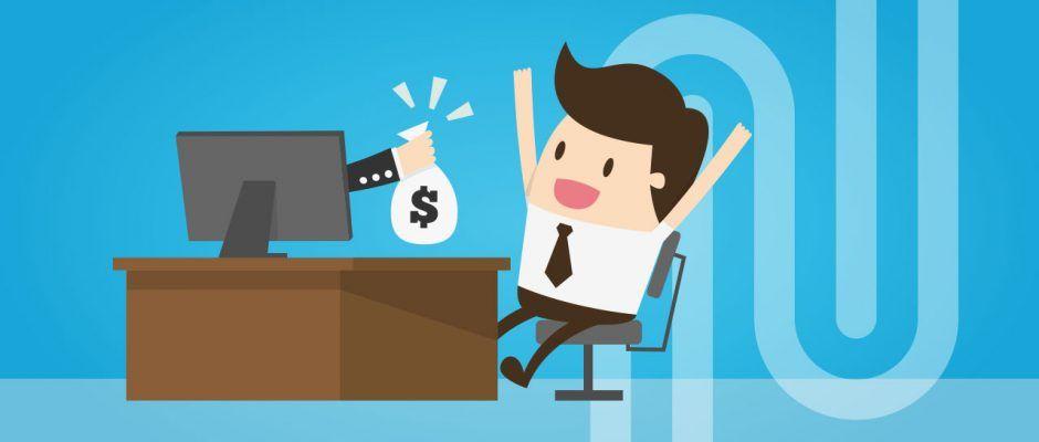 Een eigen website beginnen om geld te verdienen