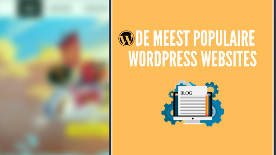 populair wordpress websites