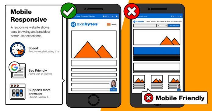 WordPress website mobiel responsive maken